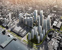 曼哈顿凯旋中心项目