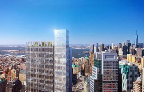 纽约魏勒比广场一号项目优
