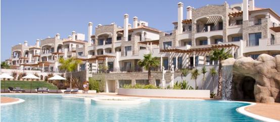 葡萄牙阿尔加维维拉摩拉松山度假洋房
