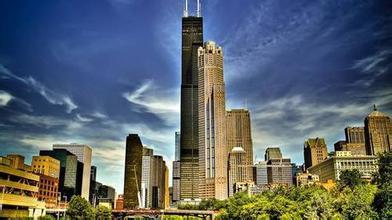 芝加哥湖滨双酒店项目简介