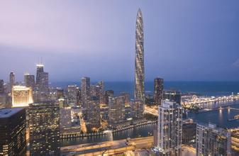 芝加哥湖滨双酒店项目优势