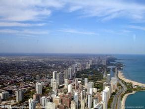 芝加哥湖滨双酒店项目条件