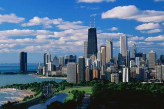 芝加哥湖滨双酒店项目费
