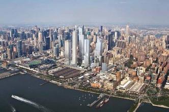 曼哈顿广场1号项目简介