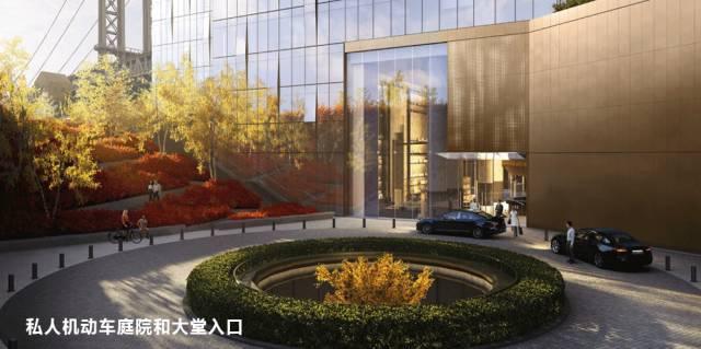 曼哈顿广场1号项目条件